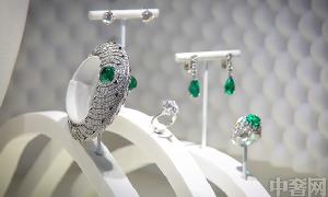 Résonances de Cartier珠宝系列 演绎灵石的意韵