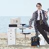 FENDI(芬迪)释出2018春夏男装系列广告