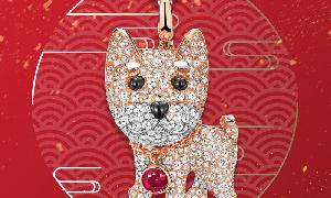 Qeelin WANG WANG珠宝品牌 为Wang Wang系列添加新成员