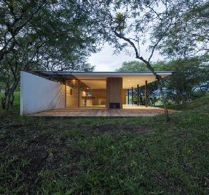 Los Faiques豪宅:位于1400米以上的亚热带Yunguilla山谷