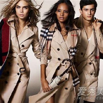 女士风衣什么牌子好 Burberry巴宝莉风衣中国知名度最高的风衣品牌