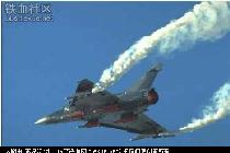 空军中将驾驶17吨战机 最大起飞重量17吨最大航程3300公里