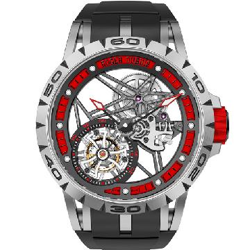 罗杰杜彼推出2018新岁特别腕表