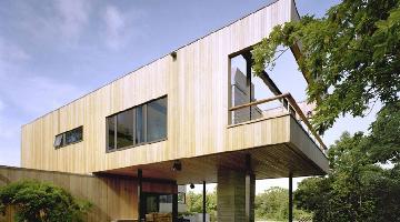 Bluff House:提供一种休闲自在的生活方式
