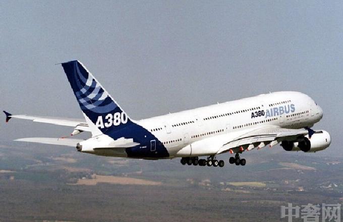 欧洲空中客车公司研制生产空中客车A380