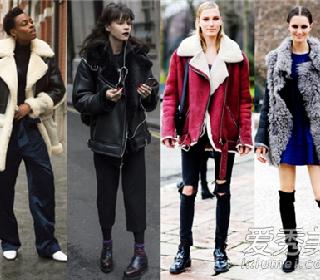 皮毛一体大衣怎么搭配 穿起来好看保暖度很强