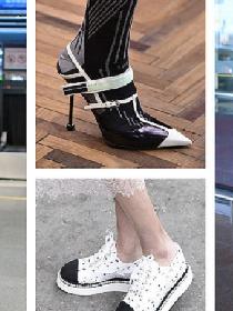"""率性中性风的""""熊猫鞋""""谁穿谁酷"""