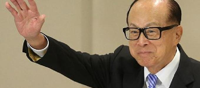 李嘉诚宣布退休 长子李泽钜接班早成定局