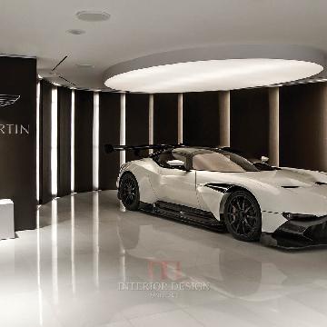 Aston Martin玩起生活艺术 跨界打造顶级公寓