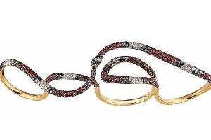 奢侈品牌Gucci古驰珠宝部门新推Ouroboros首饰系列