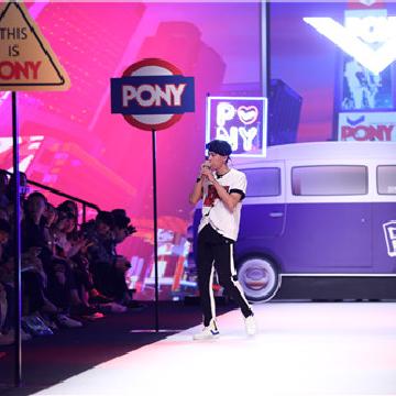 This is PONY 2018上海时装周