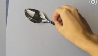 印度19岁艺术家 每一张画都栩栩如生