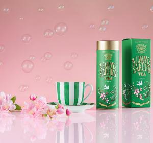 奢华茗茶品牌TWG Tea出新茶 限量发售