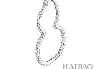 麒麟珠宝推出全新Wulu耳环 葫芦与数字8的结合