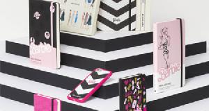 Moleskine推出Barbie限量版系列产品