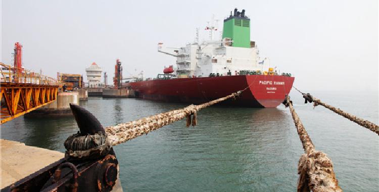 福建联合石化柴油出口荷兰鹿特丹港