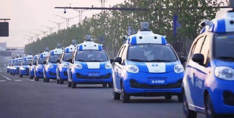 百度已经与美团达成合作 将无人驾驶应用到送外卖服务中