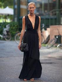裙装显瘦小心机 助你完美藏肉
