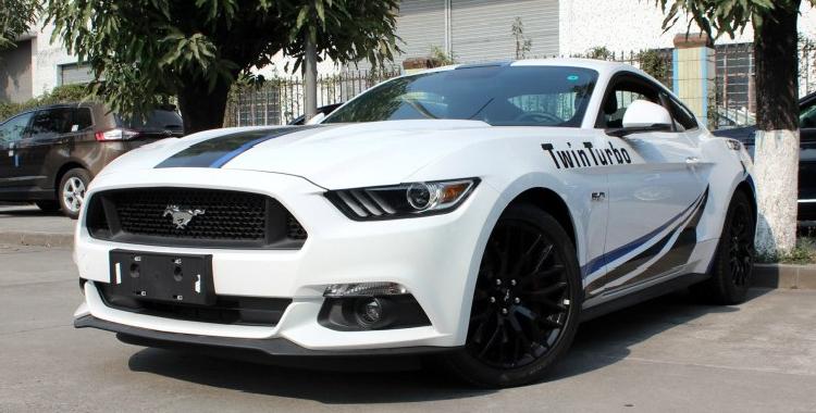 福特透露或于2019年推出Mustang第一款混动版车型