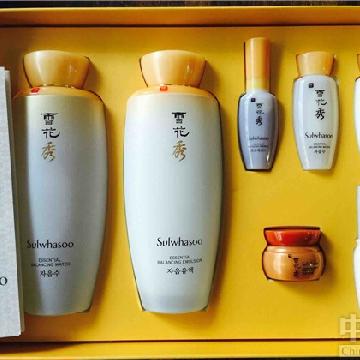 韩国著名化妆品品牌雪花秀 草本护肤理念