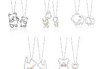 英皇珠宝 Mini Me亲子系列 献礼母亲节
