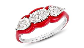 Etho Maria推出全新系列珠宝——Diamonds in Red_珠宝图片