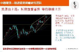 金投期貨網5月17日重點期貨品種走勢分析