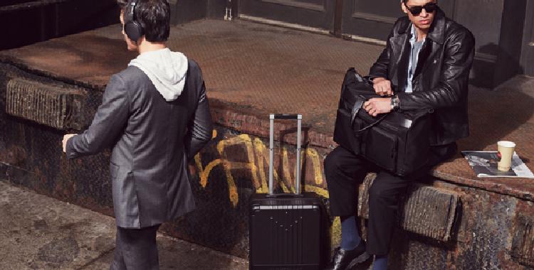 时刻陪伴! 万宝龙推出全新#MY4810旅行箱包