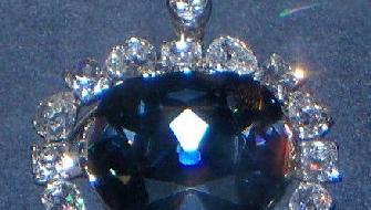 希望蓝钻石