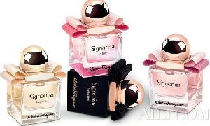 菲拉格慕Signorina伊人推出全新迷你系列香水