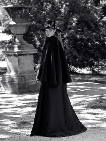 超模Barbara Palvin 演绎西部风情大片