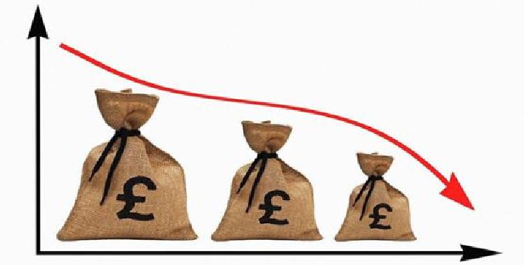 英镑连阴创14个月新低 跌势何时能逆转?