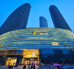 山东省第一家君悦酒店在烟台