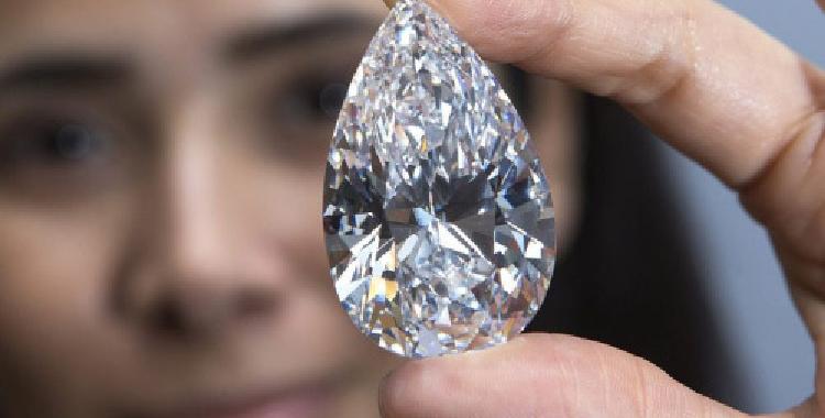 ALROSA在纽约办事处首次对抛光钻石进行招标