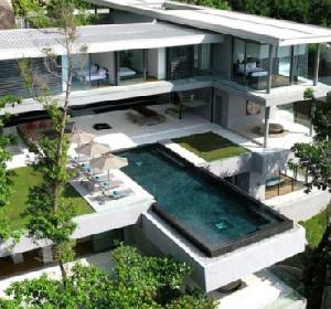 看看别人家的豪宅 6款豪宅设计欣赏