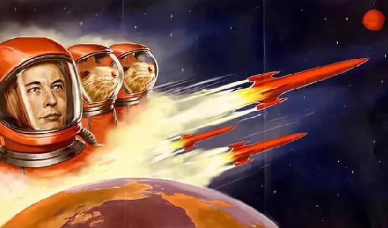 首个月球旅客来了 太空梦你值得拥有