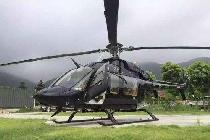 南航通航首次完成贝尔407私人直升机60M定检工作