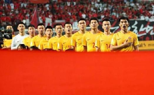 国足世界排名第76 亚洲排名还是第7