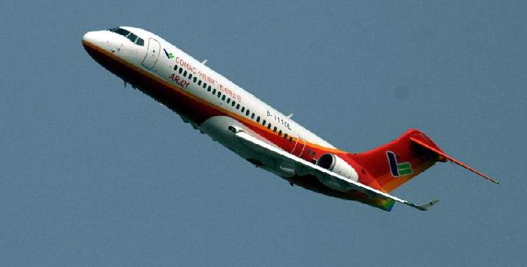 刚果SN Air Congo航空计划购买3架ARJ21私人飞机