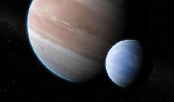 天文学家首次发现系外卫星存在证据