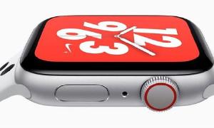 新款的 Apple Watch Nike+ 即将发售