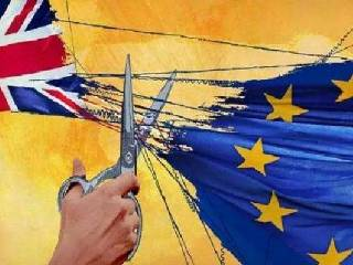 英国硬脱欧风险加剧 美国发出警告