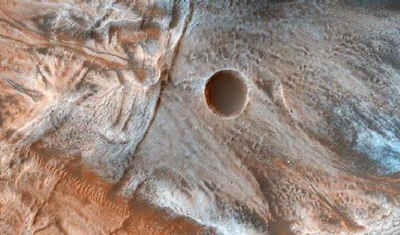 火星上发现大量氧 为人类提供了居住的可能性