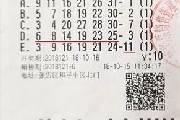 淄博彩民错失百万大奖 仅因这0.3cm的距离
