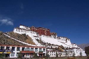 为了带动冬游西藏 布达拉宫可免费参观啦