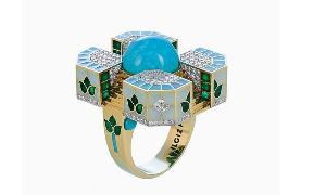 Ilgiz F.推出Samarkand系列:中亚古城撒马尔罕灵感