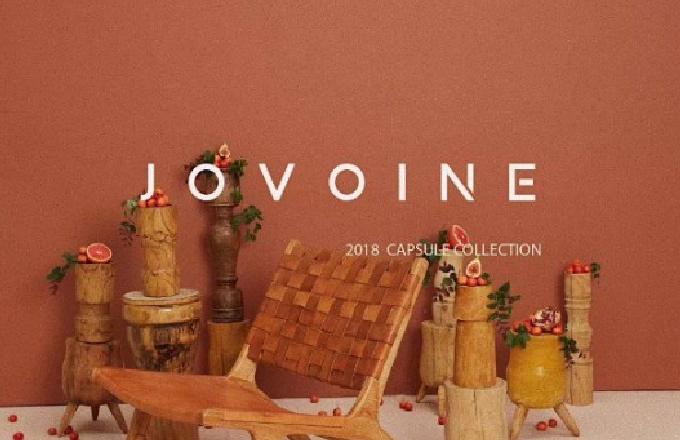 Jovoine 2018秋冬胶囊系列发布