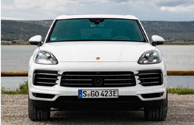 全新保时捷Cayenne E-Hybrid将会在广州车展期间发布
