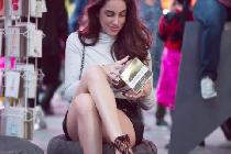 欧美时尚博主的抗衰之路—瑞铂希的铂金面霜