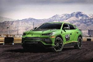 兰博基尼专为赛车竞技运动所打造全新Urus ST-X概念车